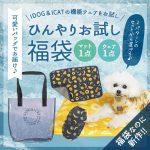 【 犬 服 タンクトップ 】iDog ひんやりお試し福袋 2点入り オリジナルバッグ付き