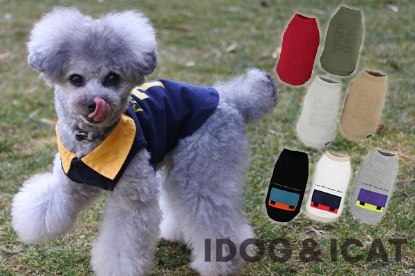 IDOG ICAT 春夏新作 ドッグウェア