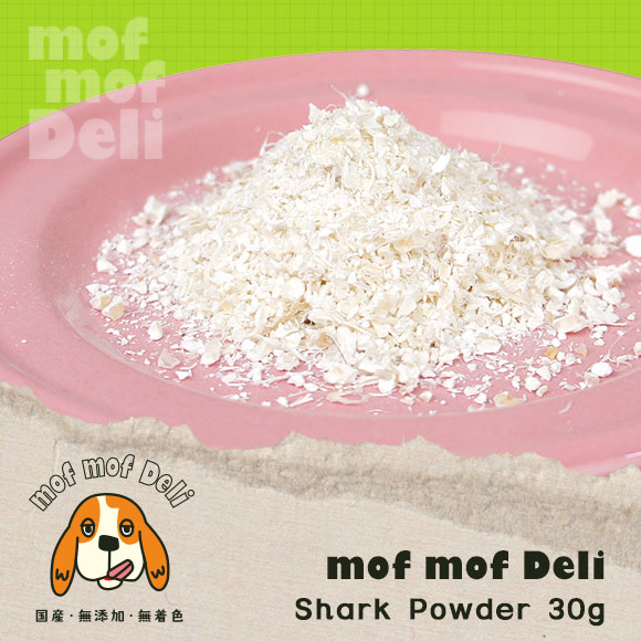 モフモフデリ mof mof Deli Shark Powder 30g